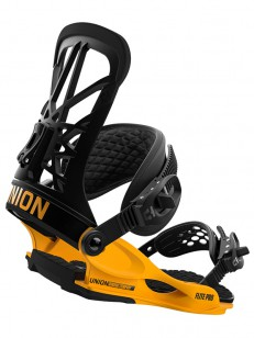 UNION vázání FLITE PRO Black-Yellow