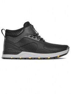 ETNIES boty CYPRUS HTW X 32 BLACK/GREY/YELLOW