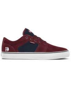 ETNIES boty BARGE LS RED/NAVY