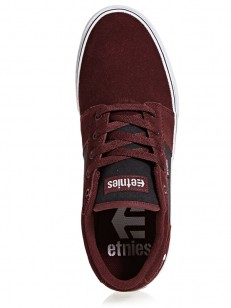 ETNIES boty BARGE LS RED NAVY d0d0094a4b2