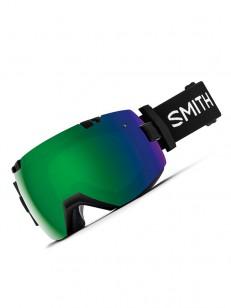SMITH brýle I/OX Black | Chromapop Sun Green Mirro