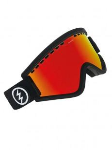 ELECTRIC brýle EGV MATTE BLACK BROSE/RED CHROME