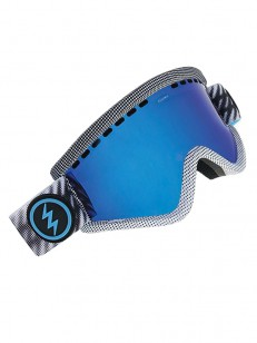 ELECTRIC brýle EGV MIST BROSE/BLUE CHROME