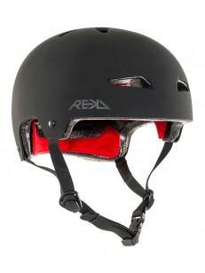 REKD helma ELITE Black/Black