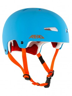 REKD helma ELITE Blue/Orange