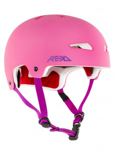 REKD helma ELITE Pink/Purple