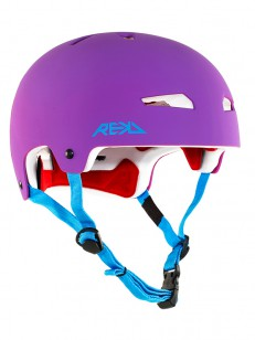 REKD helma ELITE Purple/Blue