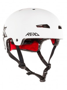 REKD helma ELITE ICON White/Black