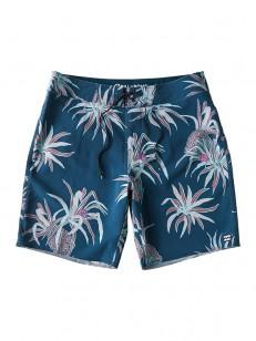 BILLABONG koupací šortky SUNDAYS PRO DARK BLUE