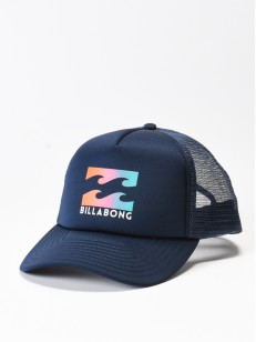 BILLABONG kšiltovka PODIUM NAVY CORAL