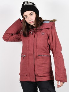BILLABONG bunda INTO THE FOREST VINTAGE PLUM
