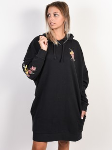 BILLABONG šaty PRETTY RELAX BLACK