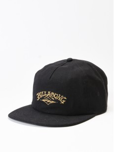 BILLABONG kšiltovka BONELESS BLACK