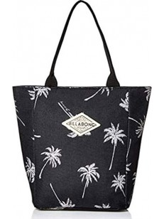 BILLABONG kabelka LUNCH DATE BLACK/WHITECAP