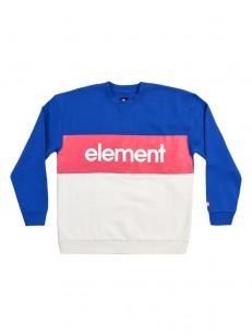 ELEMENT mikina PRIMO DIVISION NAUTICAL BLUE