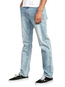 RVCA kalhoty WEEKEND DENIM STONE VINTAGE