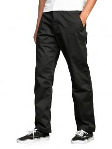 RVCA kalhoty AMERICANA CHINO RVCA BLACK