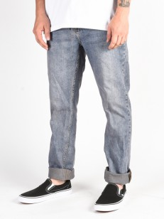 RVCA kalhoty DAGGERS DENIM DARK VINTAGE