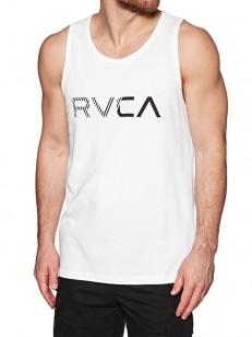 RVCA tílko BLINDED WHITE