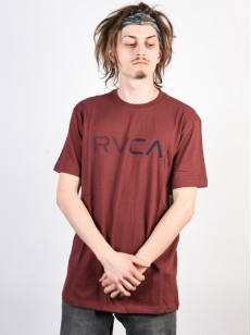 RVCA triko BLINDED BORDEAUX