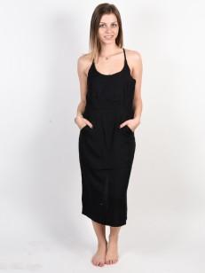 RVCA šaty CECE BLACK