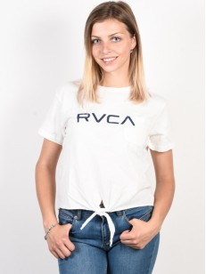 RVCA triko BIG RVCA WHISPER WHITE
