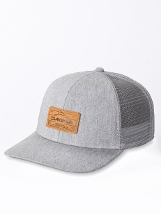 DAKINE kšiltovka PEAK TO PEAK HEATHER GREY