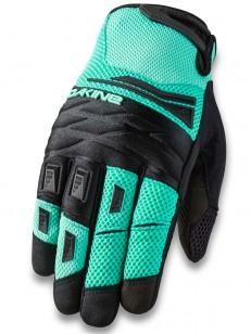 DAKINE rukavice CROSS-X ELECTRIC MINT