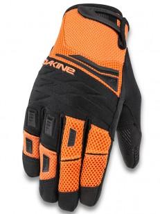 DAKINE rukavice CROSS-X VIBRANT ORANGE
