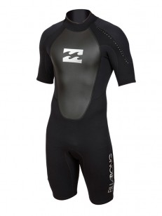 BILLABONG Neopreny INTRUDER 22 BLACK