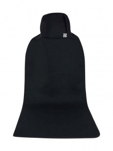 BILLABONG Neopreny 3MM SEAT COVER BLACK