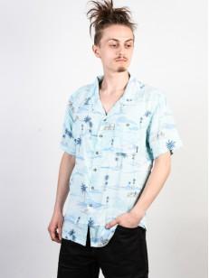 BILLABONG košile VACAY PRINT MINT