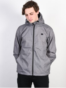BILLABONG bunda TRANSPORT WINDBREAKER LT GREY HEAT