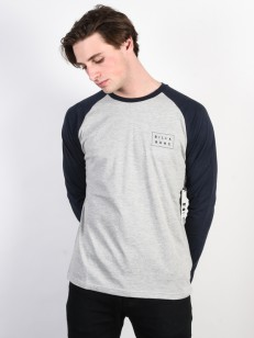 BILLABONG triko DIE CUT GREY HEATHER