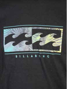 BILLABONG triko INVERSED BLACK