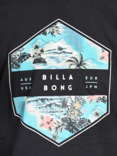 BILLABONG triko ACCESS BLACK