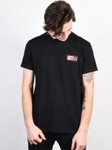 BILLABONG tričko STAMP BLACK