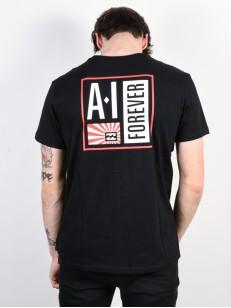 BILLABONG triko STAMP BLACK