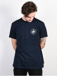 BILLABONG triko ALHOA NAVY