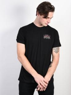 BILLABONG tričko BANZAI BLACK