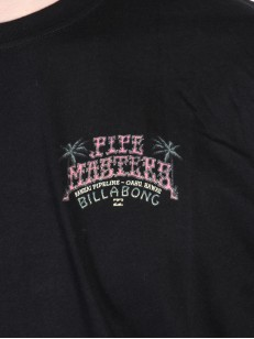 BILLABONG triko BANZAI BLACK