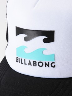 BILLABONG kšiltovka PODIUM WHITE/BLUE