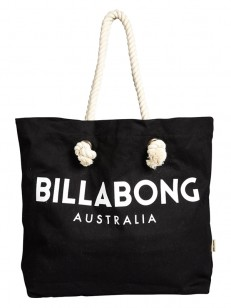 BILLABONG taška ESSENTIAL BLACK