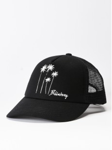 BILLABONG kšiltovka ALOHA FOREVER BLACK MULTI