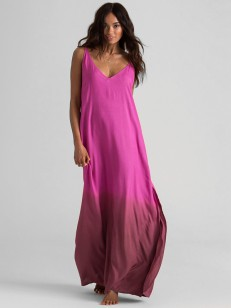 BILLABONG šaty HIGH POINT SLIP ROSA