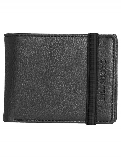 BILLABONG peněženka LOCKED ID BLACK