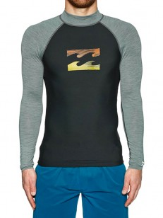 BILLABONG lycra TEAM WAVE BLACK