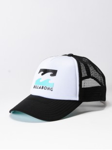 BILLABONG kšiltovka PODIUM WHITE/BLUE