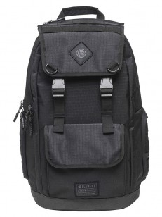 ELEMENT batoh CYPRESS RECRUIT ALL BLACK
