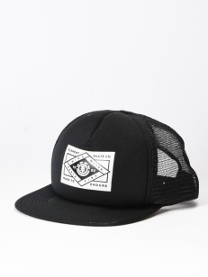 ELEMENT kšiltovka RIFT TRUCKER ORIGINAL BLACK
